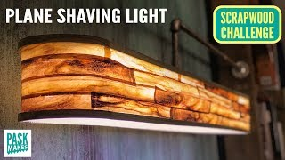 DIY Industrial Light - Scrapwood Challenge Episode Seventeen