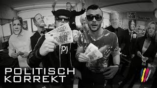 Trackshittaz - Politisch Korrekt (offizielles Musikvideo)