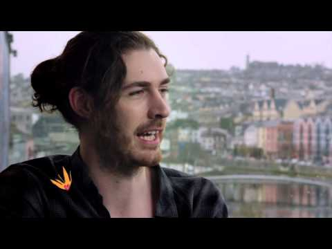 Hozier on Fame & Cheese Sandwiches