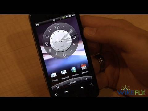 DROID Incredible by HTC Review (interview w/ HTC)