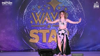 Anastasiia Batiuk Oriental Belly Dance 4K
