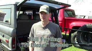 Bronco Graveyard August 2017 New Products