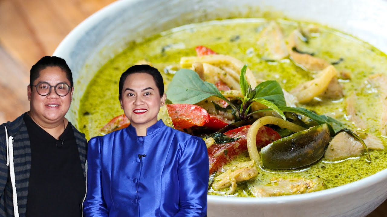 maxresdefault - Thai Green Curry With Chicken