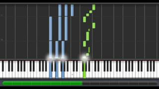 (How to Play) Deck the Halls (Christmas Song) on Piano (100%)