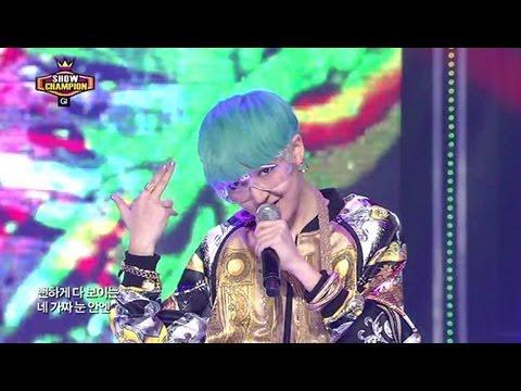GI - BEATLES, 지아이 - 비틀즈, Show champion 20130403