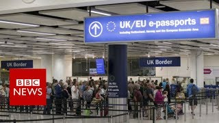 Brexit: UK-EU freedom of movement