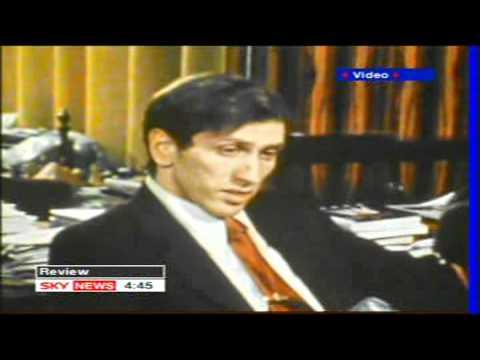2008 Bobby Fischer a chess genius dies