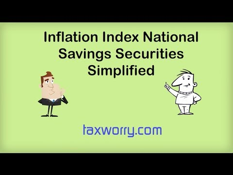 Inflation Indexed National Saving Securities by RBI Explained