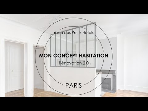 Monconcepthabitation Com Rénovation Paris 17ème