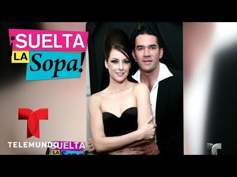 Eduardo Santamarina habló de su romance con Mayrín Villanueva  Suelta La Sopa  Entretenimiento