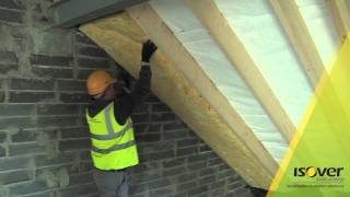 How To Insulate Timber Rafters With Isover Metac G3 Touch
