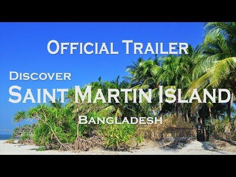 Discover The St. Martin's Island Bangladesh | Official Trailer 2018