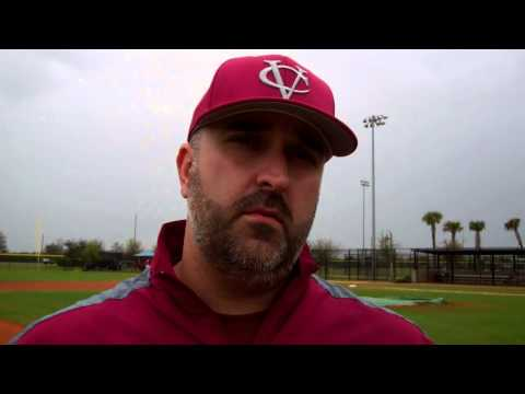 Vassar Baseball Interview With Jon Martin After 16-7 Win Over F&M