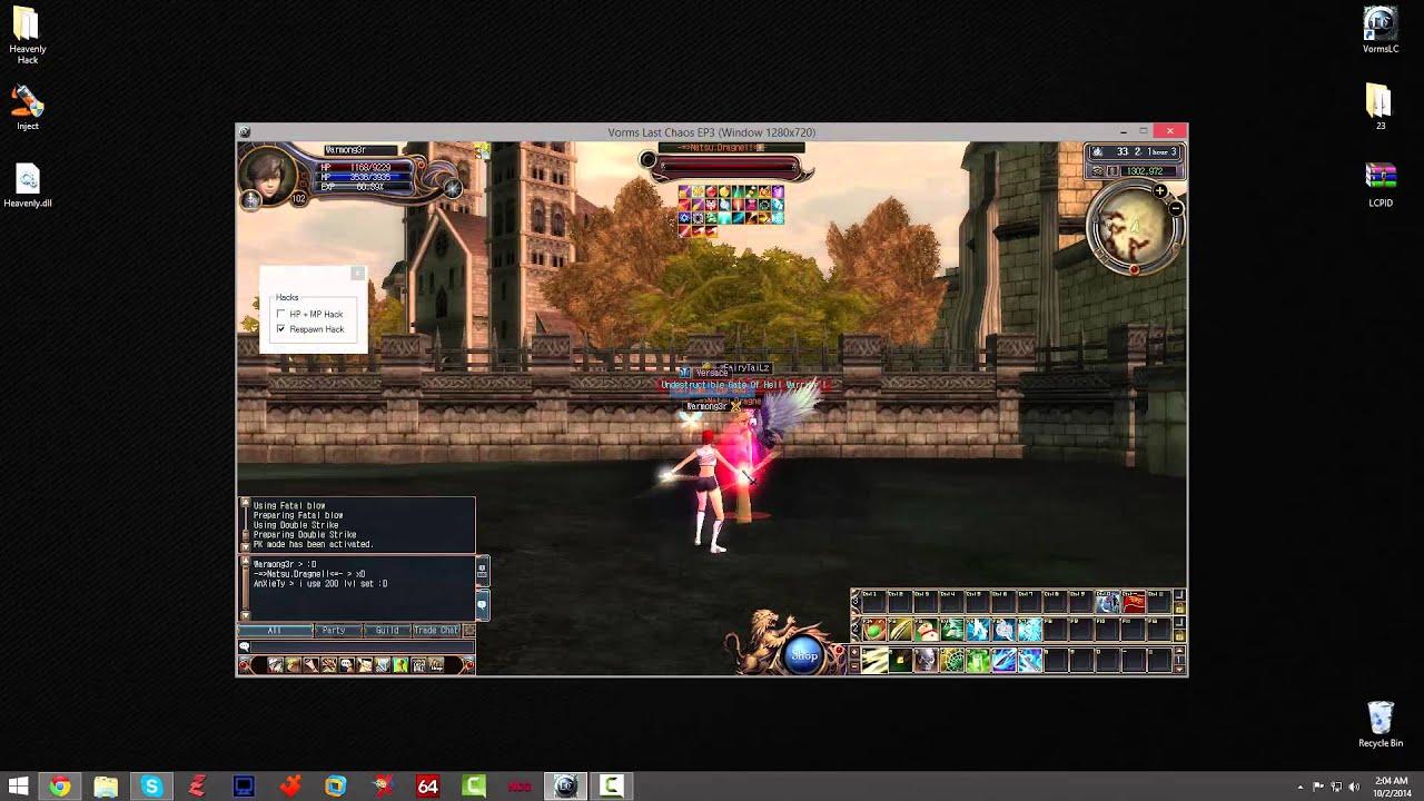 Heavenly Hack Demo