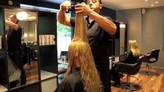 Layering Long Curly Hair