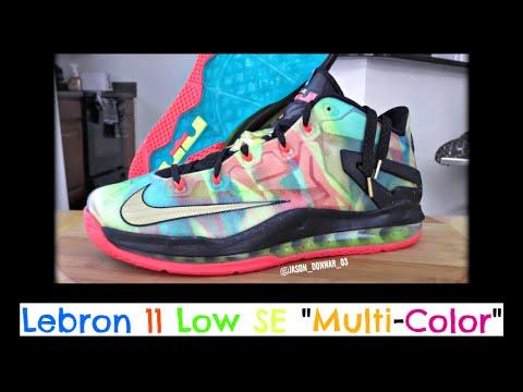 size 40 7af59 e8271 Nike Lebron 11 XI Low