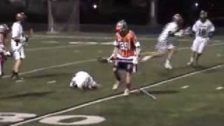 The Biggest High School Lacrosse Hit Ever