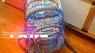 ماذا يوجد في حقيبتي ومقلمتي 🎒🎓| RoRo Ss