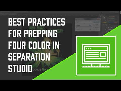 Ryonet Separation Studio and Four Color Process Webinar