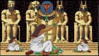 ATARI ST PHARAOH AKA Nil dieu Vivant AKA Day Of The Pharaoh