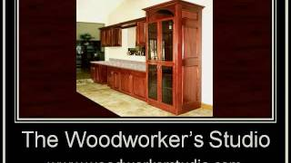 The Woodworker's Studio: Custom Cabinetry & Furniture