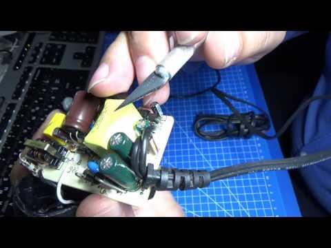 Как починить зарядку от смартфона