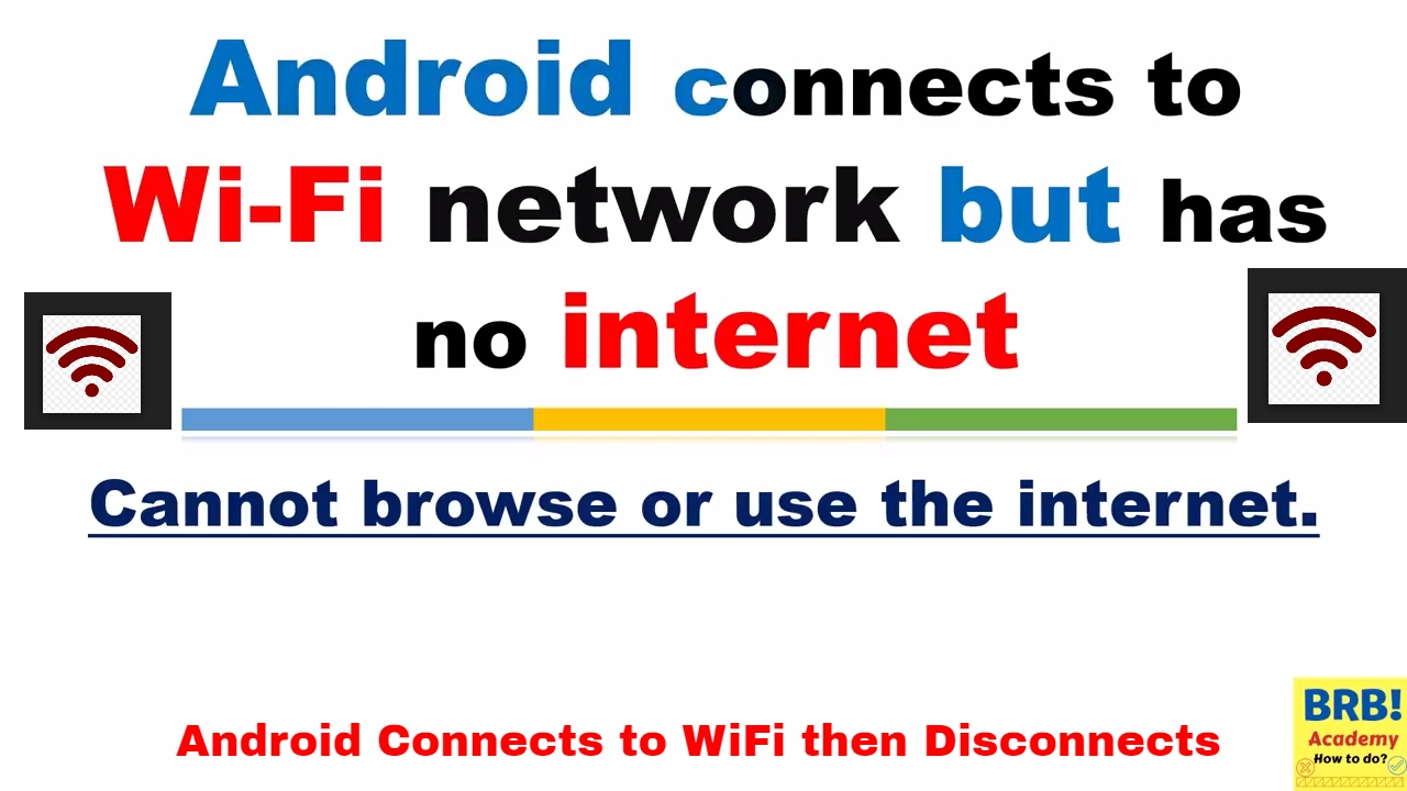 Android Wifi Keeps Disconnecting & Reconnecting || Fix Wifi Disconnecting  Problem