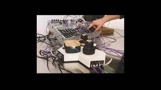 Cicada Two Actuators: Pulse Frequency Modulation Demo