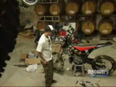 biker build off mike metzger vs  larry linkogle