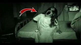 5 Полтегейстов и Призраков Снятых на Камеру. Мистические явления