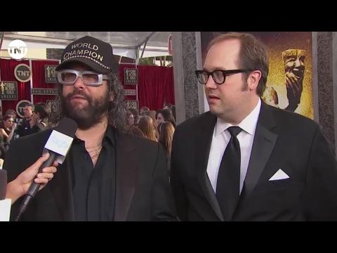 Judah Friedlander & John Lutz  Red Carpet  SAG Awards