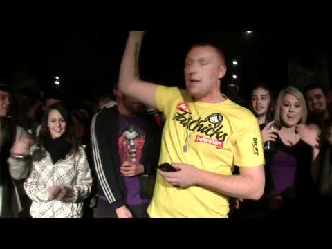 DFI 6 - Rob Steenson Vs Bony (DFI Rap Battles)