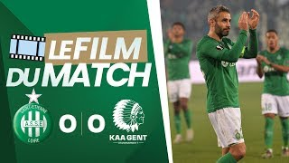 VIDEO: ASSE 0-0 La Gantoise : le film du match