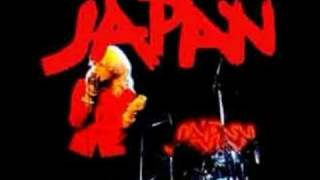 Obscure Alternatives - JAPAN  at BUDOKAN in TOKYO 1979