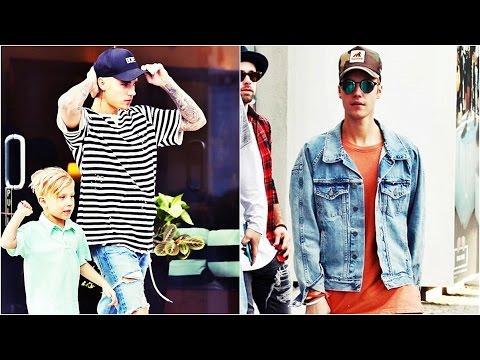 Justin Bieber's Trendy Hats 2015-2016
