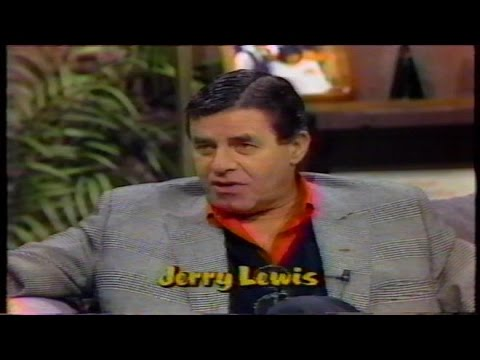 Classic Treasures ~ Jerry Lewis Interview (1986)