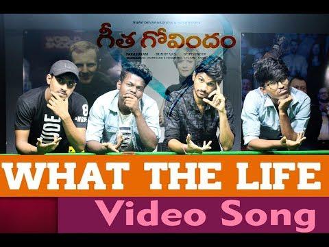 What The Life Cover Song | Geetha Govindam | Vijay Deverakonda, Rashmika, Parasuram
