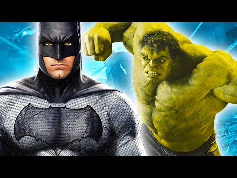 10 Powerful Superheroes That Batman Has Beaten