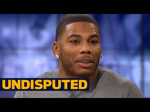 Thumbnail: Nelly takes on Skip Bayless : LeBron James is a top 5 all-time NBA player | UNDISPUTED