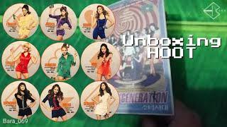 [UNBOXING] 소녀시대 (Girls' Generation) - The 3rd Mini Album 훗 (…