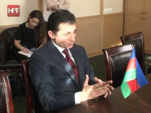 Cостоялась встреча Сергея Митина с генеральным консулом Азербайджана в Санкт-Петербурге
