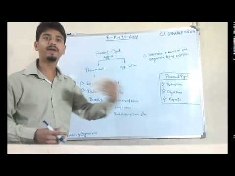 Basics of Financial Management   Part I   Definition and Aspects