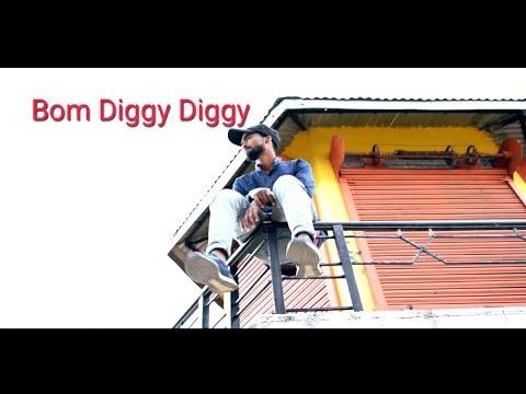 Bom Diggy Diggy | zack Knight| Sonu ke titu ki sweety (dance cover kamlesh t rex )