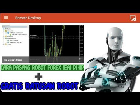 18+ Cara Pasang Robot Ea Di Mt4 Android mudah