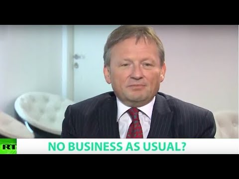 NO BUSINESS AS USUAL? Ft. Boris Titov,  Presidential Commissioner for Entrepreneurs' Rights