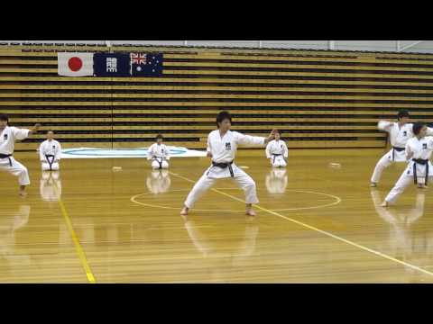Karate-do Kata - Nippon Sports Science University