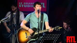 James Blunt : stay the night sur RTL - RTL - RTL