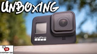GoPro Hero 8 Black Unboxing and Initial Impressions!