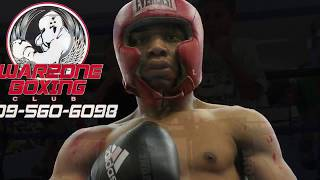 Best Boxing gym available Warzone Boxing Club