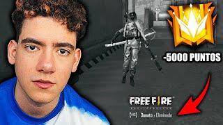 ME OCURRIO EL PEOR BUG DE FREE FIRE MIENTRAS BUSCABA ROMPER UN RECORD DE KILLS *triste* | TheDonato